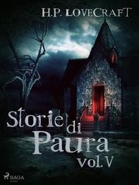 H. P. Lovecraft – Storie di Paura vol V - Librerie.coop
