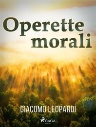 Operette morali - Librerie.coop