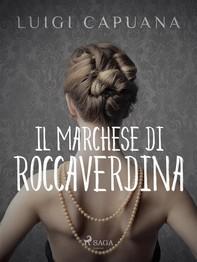 Il marchese di Roccaverdina - Librerie.coop
