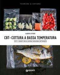 CBT - Cottura a bassa temperatura - Librerie.coop