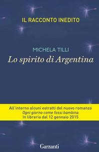 Lo spirito di Argentina - Librerie.coop