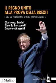 Il Regno Unito alla prova della Brexit - Librerie.coop