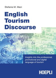 English Tourism Discourse - Librerie.coop