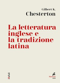 La letteratura inglese e la tradizione latina - Librerie.coop