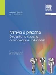 Miniviti e placche. Dispositivi temporanei di ancoraggio in ortodonzia - Librerie.coop