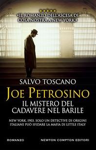 Joe Petrosino. Il mistero del cadavere nel barile - Librerie.coop