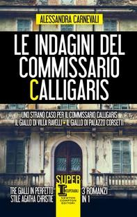 Le indagini del commissario Calligaris - Librerie.coop