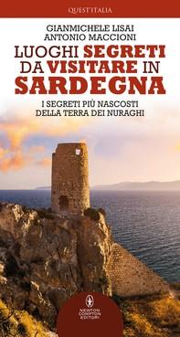 Luoghi segreti da visitare in Sardegna - Librerie.coop