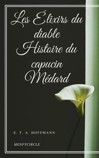 Les Élixirs du diable- Histoire du capucin Médard - Librerie.coop