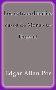 Los extraordinarios casos de Monsieur Dupont - Librerie.coop