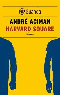 Harvard Square - Librerie.coop