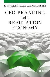 CEO branding nella reputation economy - Librerie.coop
