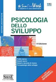 Psicologia dello Sviluppo - Librerie.coop