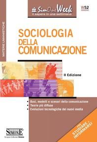 Sociologia della Comunicazione - Librerie.coop