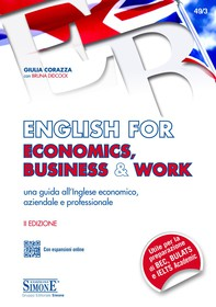 English for Economics, Business & Work - Librerie.coop