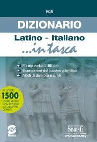 Dizionario Latino - Italiano ...in tasca - Librerie.coop