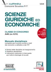 Scienze giuridiche ed economiche - Classe di concorso A46 (ex A019) - Librerie.coop
