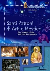 Santi Patroni di Arti e Mestieri - Librerie.coop