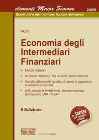 Elementi Maior di Economia degli Intermediari Finanziari - Librerie.coop