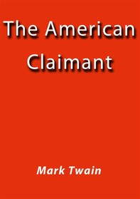The American claimant - Librerie.coop