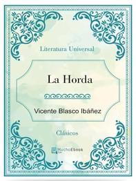 La Horda - Librerie.coop