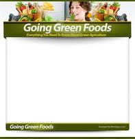 Going Green Foods - Librerie.coop