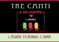 Tre Canti di San Valentino - Librerie.coop