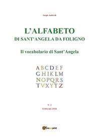 L'alfabeto di Sant'Angela da Foligno - Num. 2 - Il vocabolario di Sant'Angela - Librerie.coop