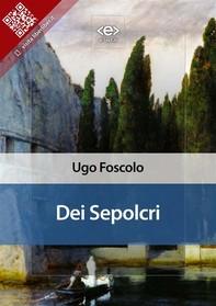 Dei Sepolcri - Librerie.coop