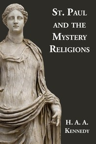 St. Paul and the Mystery Religions - Librerie.coop
