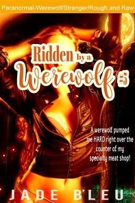 Ridden by a Werewolf #5 - Librerie.coop