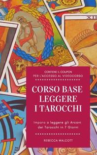 """Corso Base """"Leggere i Tarocchi"""" - Librerie.coop"""