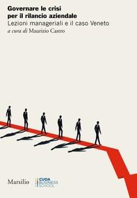 Governare le crisi per il rilancio aziendale - Librerie.coop