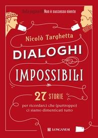 Dialoghi impossibili - Librerie.coop