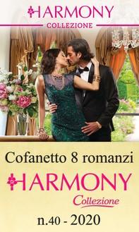 Cofanetto 8 Harmony Collezione n.40/2020 - Librerie.coop