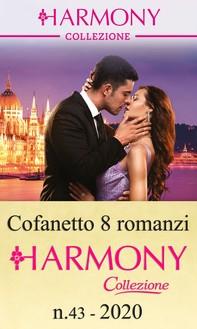 Cofanetto 8 Harmony Collezione n.43/2020 - Librerie.coop