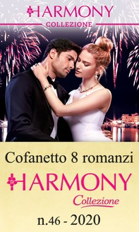 Cofanetto 8 Harmony Collezione n.46/2020 - Librerie.coop