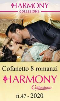 Cofanetto 8 Harmony Collezione n.47/2020 - Librerie.coop