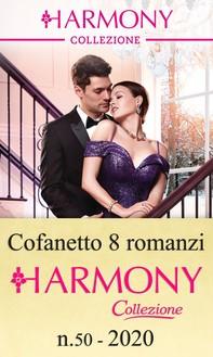 Cofanetto 8 Harmony Collezione n.50/2020 - Librerie.coop
