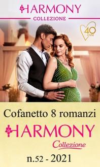 Cofanetto 8 Harmony Collezione n.52/2021 - Librerie.coop