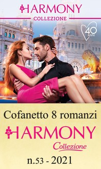 Cofanetto 8 Harmony Collezione n.53/2021 - Librerie.coop