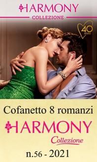 Cofanetto 8 Harmony Collezione n.56/2021 - Librerie.coop