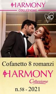 Cofanetto 8 Harmony Collezione n.58/2021 - Librerie.coop