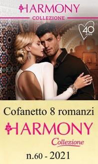 Cofanetto 8 Harmony Collezione n.60/2021 - Librerie.coop
