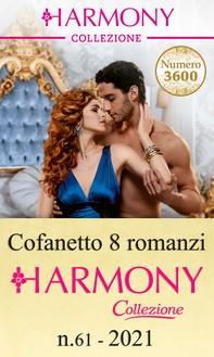 Cofanetto 8 Harmony Collezione n.61/2021 - Librerie.coop