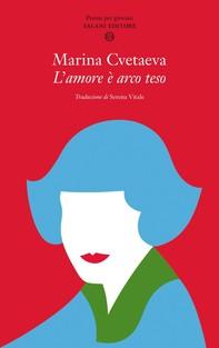 L'amore è arco teso - Librerie.coop
