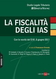 La fiscalità degli IAS - Librerie.coop