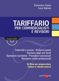 tariffario per commercialisti e revisori - Librerie.coop