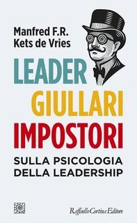 Leader giullari impostori - Librerie.coop