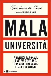 Mala università - Librerie.coop